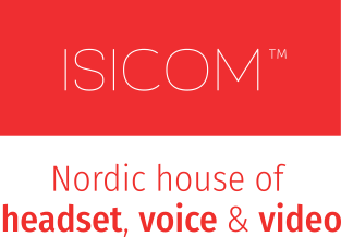 IsiCom Red Tagline Vertical