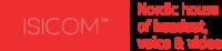 IsiCom Red Tagline Horizontal